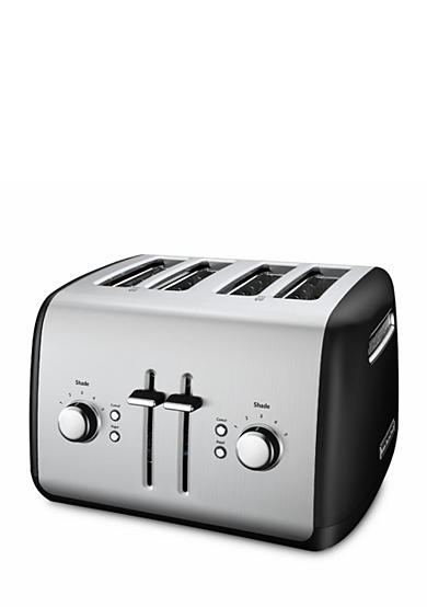 KitchenAid® 4-Slice Long Slot Toaster with High Lift Lever KMT4116