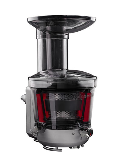 Kitchenaid Artisan Slow Juicer Review : KitchenAid Juicer and Sauce Attachment (Slow Juicer) KSM1JA Style #251149838 Belk