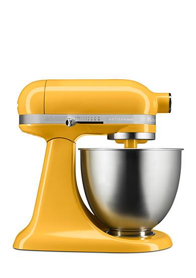 Kitchenaid artisan mini 3 5 quart stand mixer ksm3311x belk - Kitchen aid artisan accessories ...