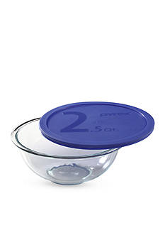 Pyrex 2.5-qt. Mixing Bowl with Cover