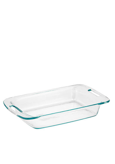 Pyrex Easy Grab 3-Qt. Oblong Baking Dish
