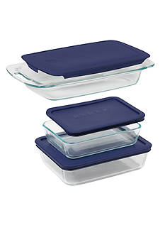 Pyrex Easy Grab 6-Piece Set
