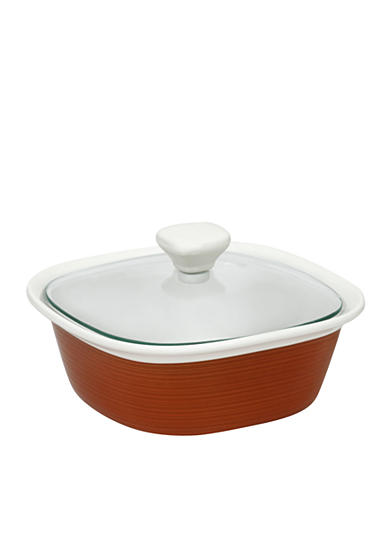 Corningware Etch 1.5-qt. Casserole in Brick - Online Only