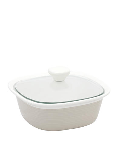 Corningware Etch 1.5-Qt. Covered Casserole in Sand - Online Only