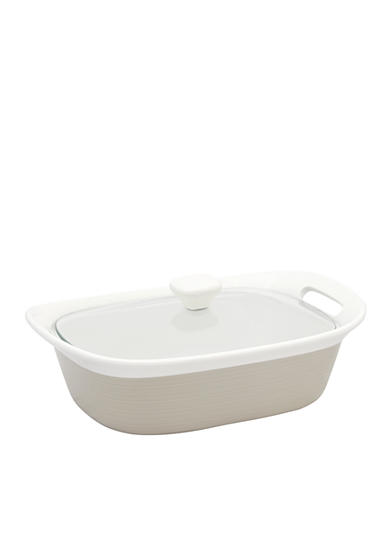 Corningware Etch 2.5-qt. Covered Casserole in Sand - Online Only