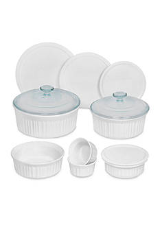 Corningware 12-Piece Round Set with Cover