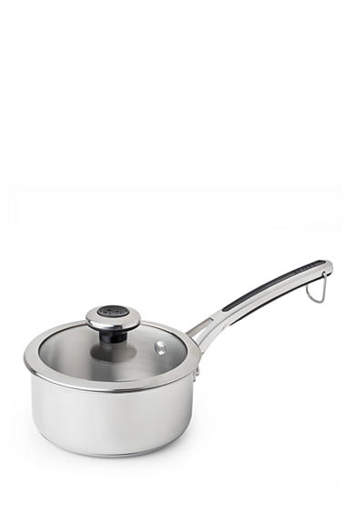 Revere® 1.5-qt. Stainless Steel Sauce Pot with Lid