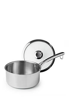 Revere 3-qt. Stainless Steel Sauce Pot with Lid