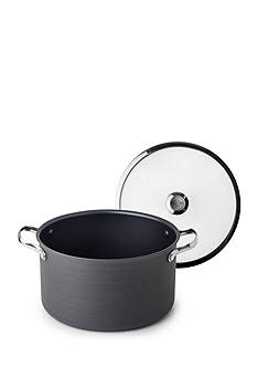 Revere 6.5-qt. Hard Anodized Aluminum Stock Pot with Lid