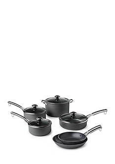 Revere 10-Piece Hard Anodized Aluminum Cookware Set