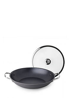 Revere 3.2-qt. Hard Anodized Aluminum Braising Pan with Lid