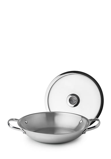 Revere® 1.9-qt. Stainless Steel Braising Pan and Lid