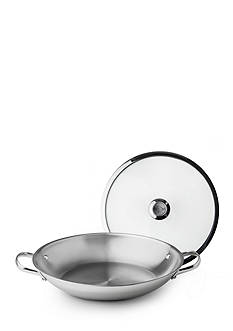 Revere 3.2-qt. Stainless Steel Braising Pan and Lid