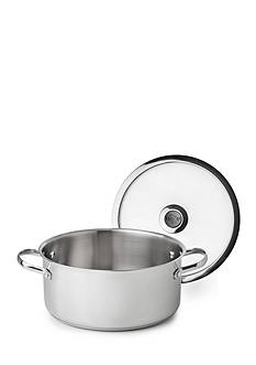 Revere 5-qt. Stainless Steel Dutch Oven with Lid
