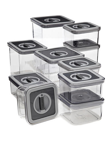 Cooks Tools™ 10 Piece Lock and Seal Storage Set