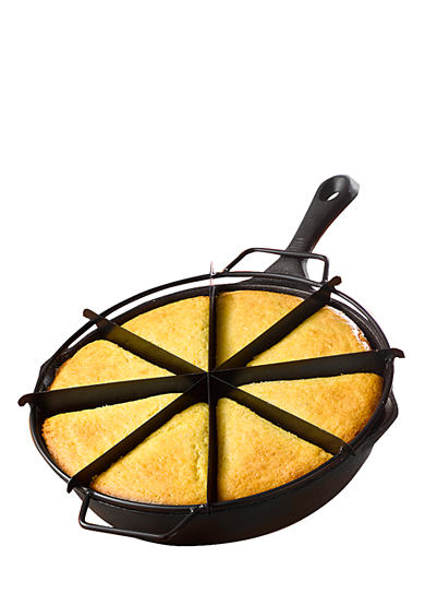 Cooks Tools™ Cast Iron Multi-Use Cornbread & Fry Pan