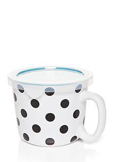 Cooks Tools™ 16-oz. Ceramic Soup Mug & Lid