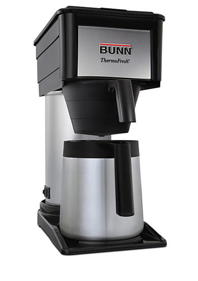 how to clean a bunn thermofresh coffee maker