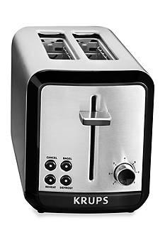 Krups Savoy 2 Slice Stainless Steel Toaster