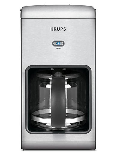 Krups 10-Cup Switch Coffee Maker KM1010