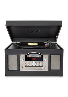 Crosley Archiver USB Entertainment Center