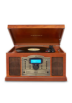 Crosley Troubadour USB Entertainment Center CR7002A - Online Only