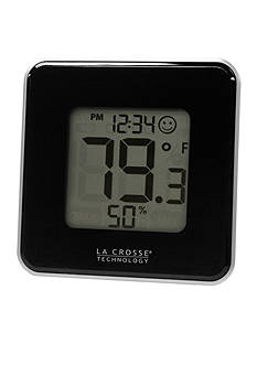 LaCrosse Technology Indoor Temperature Humidity Station - Online Only