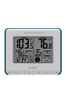 LaCrosse Technology Wireless Weather Station with Heat Index & Dew Point