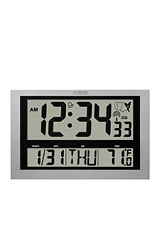 LaCrosse Technology Jumbo Atomic Digital Wall Clock