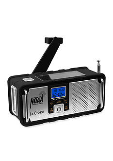 LaCrosse Technology NOAA Severe Weather Alert Radio