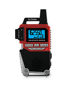 LaCrosse Technology NOAA Weather Radio