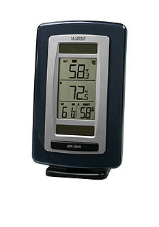 LaCrosse Technology Wireless Solar Temperature Station