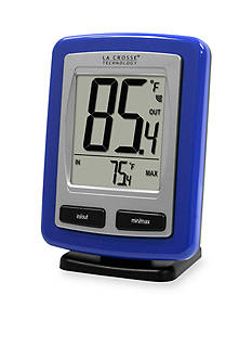 LaCrosse Technology Wireless Temperature Station with MIN/MAX Recorded Values