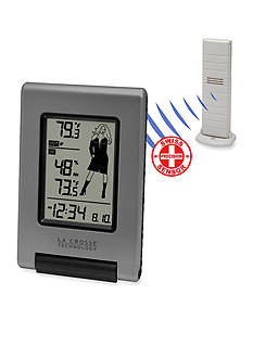 LaCrosse Technology Weather Temperature Station with Advanced Icon