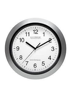 LaCrosse Technology 12-in. Analog Wall Clock