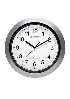 LaCrosse Technology 12-in. Analog Wall Clock