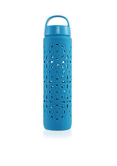 Tula Athletica™ Yoga Water Bottle - Teal