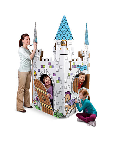Discovery Kids Color Me Castle