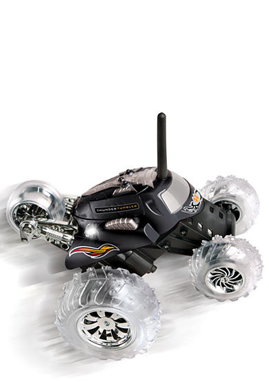 The Black Series Remote Controlled Thunder Tumbler 360 Rally Car