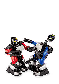 The Black Series Remote Controlled Boxing Robots