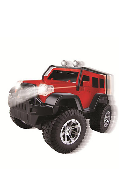 The Black Series Remote Control Jeep Explorer - Red