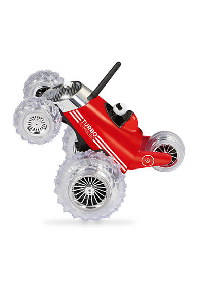 The Black Series Turbo Tumbler Remote Control Car - Red