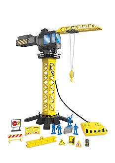 Discovery Kids RC Crane Tower Set