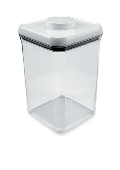 OXO 4-qt. Big Pop Square Container