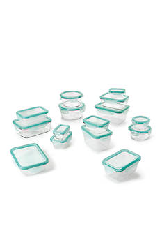 Oxo Good Grips 30-Piece Snap Glass & Plastic Container Set