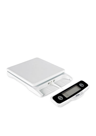 OXO 5-lb. Food Scale with Pull-Out Display