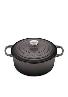 Le Creuset Signature 5.5-qt. Round Dutch Oven