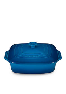 Le Creuset 2.75-qt. Covered Square Casserole