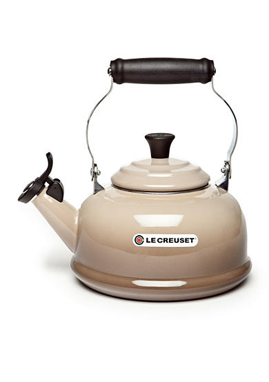 Le Creuset Classic Whistling Kettle - Linen - Online Only