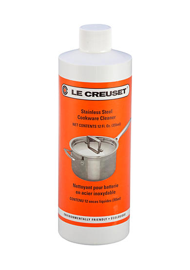 Le Creuset 12-oz. Stainless Steel Cookware Cleaner